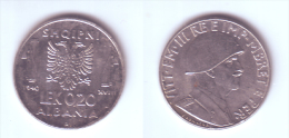 Albania 0.20 Lek 1940 - Albania