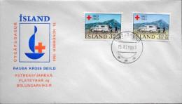 Iceland 1963   Minr. MiNr.372   FDC  ( Lot 193 ) - FDC