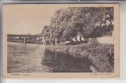 L 9200 DIEKIRCH, Le Bord De La Sure, 1920 - Diekirch