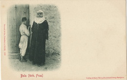 Bula Turkish Woman Burqah  Edit Stengel Dresden 5122 Albert Thier Sarajevo - Bosnie-Herzegovine