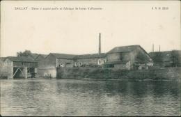 87 SAILLAT SUR VIENNE / Usine à Papier Paille Et Fabrique De Boîtes D'Allumettes / - Autres Communes