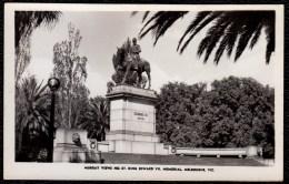 AUSTRALIE - MELBOURNE - MEMORIAL KING EDWARD VII - RARE PHOTOCARD - MURRAY VIEWS - Melbourne