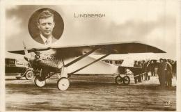 LINDBERGH ET LE SPIRIT OF SAINT LOUIS - Piloten