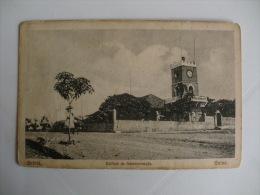 Postcard/Postal - Guiné Bissau - Bafatá - Edificio Da Administração - Guinea-Bissau