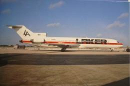 B 727  200       LAKER AIRWAYS   N552NA - 1946-....: Moderne