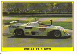 Panini Super Auto Sticker/Autocollant No 45  -  Osella PA5 BMW - Panini