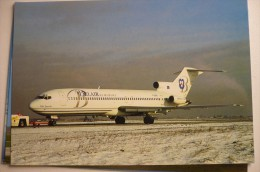 B 727 200     BELAIR ILE DE FRANCE   F GGGR - 1946-....: Moderne