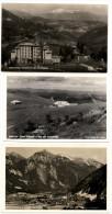 Lot De 7 CP D'AUTRICHE/OSTERREICH_montagne_Alpes - Postcards