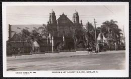 Brisbane - Museum & Art Gallery - Sidues Series 748 - Brisbane