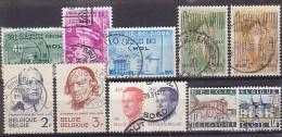 Belgien-Lot, O  (2783) - Sammlungen