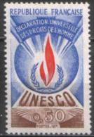 Frankreich / France # UNESCO - Mi-Nr 12 Gestempelt / Used (K341) - Neufs