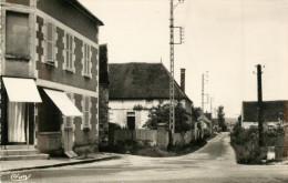 89 HERY - RUE DE LA BARBOTIERE ( CPSM  FORMAT CPA ) - Hery