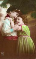 Vraie Photo : Adorable Couple D'enfants . Apache Et Gigolette Pour Rire ... - Portraits