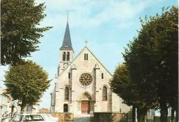 Cpm VERRIERES LE BUISSON, église ND De L'Assomption  (34.68) - Verrieres Le Buisson
