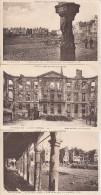 Lot Of 9 Post Cards - Arras Pas De Calais 62 - After Bombardment - War 14-18 - VG Condition - Unused - 9 Scans - Postcards
