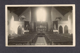 UNITED KINGDOM - BARRY DOCK - INTERIOR OF ROMAN CATHOLIC CHURCH BARRY DOCK 1574 - Royaume-Uni
