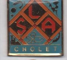Ville De Cholet , SLA , Société Des Sciences Et Lettres - Villes