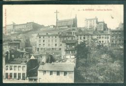N°33  -  Saint étienne - Colline De Sainte Barbe - Lak71 - Saint Etienne