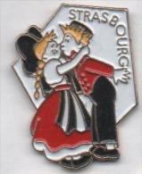 Beau Pin's , Ville De Strasbourg , Alsaciens , Folklore - Cities