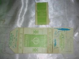 Yugoslavia,FNRJ,cigarettes Box,tobacco Morava Brand Without Filter,Nis,Serbia,vintage - Tobacco