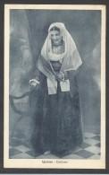 7182-COSTUME DI IGLESIAS(CARBONIA-IGLESIA S)-1937-FP - Costumes