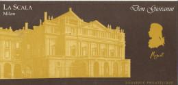 Bloc Don Giovanni Mozart 2006 - Blocs Souvenir