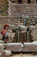 Tambomachay Banos Del Inca, Machu Picchu, Cuzco, Peru Postcard - Peru