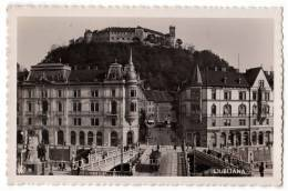 EUROPE SLOVENIA LJUBLJANA VK Nr. 35 OLD POSTCARD - Slovenia