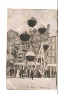 PARIS FETE FORAINE LES BALLONS-cpa-MANEGE-FORAIN - Petits Métiers à Paris