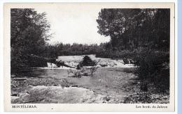 Montélimar (Drôme) Les Bords Du Jabron. - Montelimar
