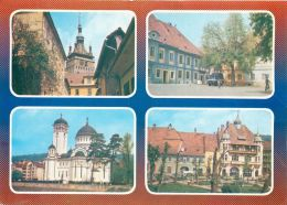 Sighisoara, Romania Postcard - Romania