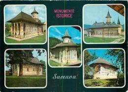 Suceava, Romania Postcard - Romania