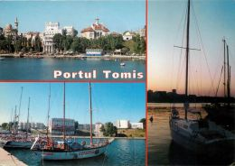 Portul Tomis, Romania Postcard - Romania