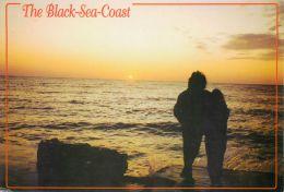 Black Sea Coast, Romania Postcard - Romania