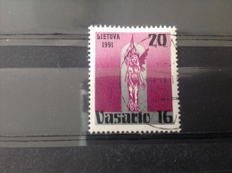 Litouwen / Lithuania - Verklaring Onafhankelijkheid (20) 1991 - Lithuania