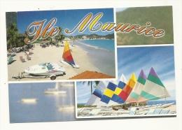 Cp, Ile Maurice, Multi-Vues - Maurice