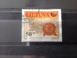 Litouwen / Lithuania - Postale Geschiedenis 1997 - Lithuania