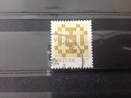 Litouwen / Lithuania - Dubbel Kruis (5) 1998 - Lithuania