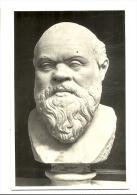 Cp, Sculpture, Socrate - Arte Ellenistica - Sculptures