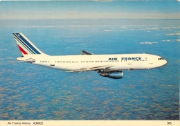 Air France Airbus A300B2 Aircraft Postcard Skilton - 1946-....: Moderne