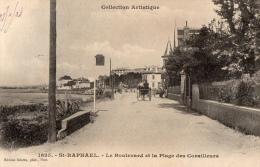 VAR 83 SAINT RAPHAEL BOULEVARD DE LA PLAGE DES CORAILLEURS COLLECTION ARTISTIQUE - Saint-Raphaël
