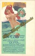 Roma. 1907. Alla Spezia Varo della Regia Nave