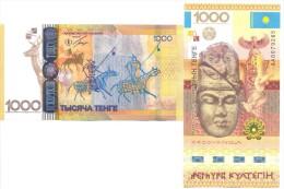 2013. Kazakhstan, New 1000T/2013, UNC - Kazakhstán