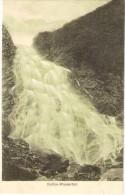 AK Sw  1913, Balea Wasserfall, Bullea. S.K.V. Siebenbürgen. Romania - Roumanie