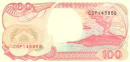 100Rupiah, 1992, P-127a, UNC - Indonésie