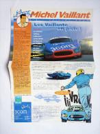 RARE La Lettre De MICHEL VAILLANT N°3 - 2000 - JEAN GRATON - Michel Vaillant