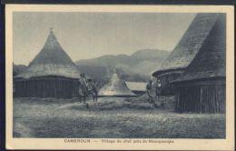 WB862 CAMEROUN - VILLAGE DE CHEF PRES DE NKONGSAMBA - Camerun