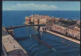 WB869 TARANTO - PONTE GIREVOLE CON PASSAGGIO DI SOMMERGIBILI - Taranto