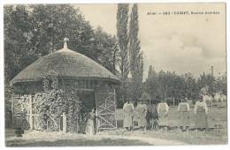 CUSSET (Allier) Près De Vichy - Source Andréau - Animée - Vichy