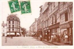 EVREUX PLACE DU GRAND CARREFOUR - Evreux